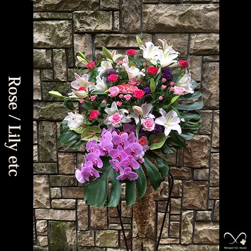 丸の内祝い花スタンド花ランキング01