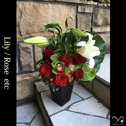 南青山の祝い花アレンジメントランキング03